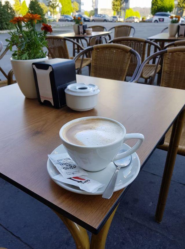 Dónde desayunar en Santiago de Compostela, A Coruña