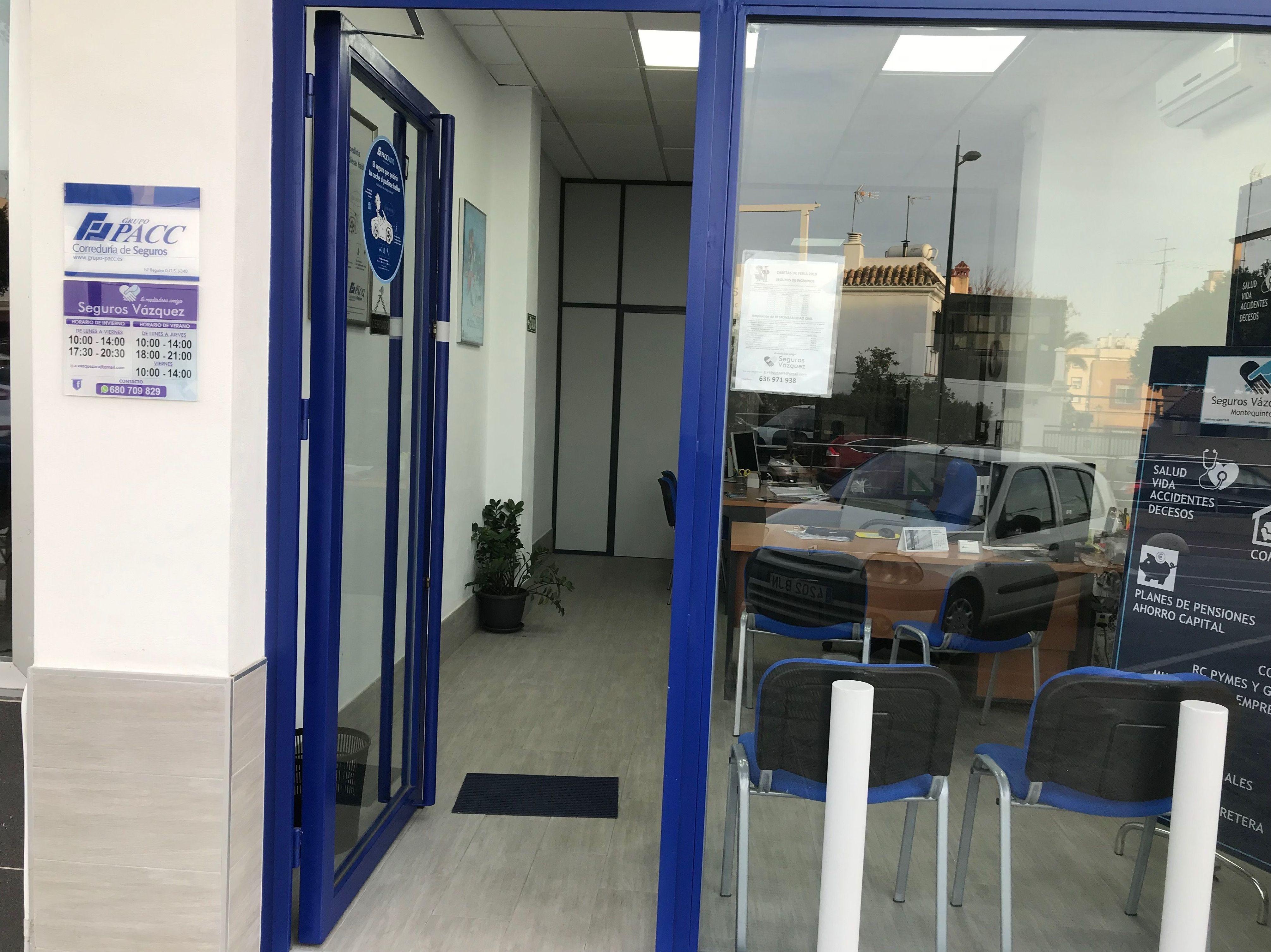 Foto 7 de Asesoría y correduría de seguros en  | Seguros Vázquez Montequinto