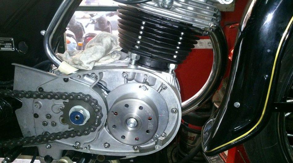 Foto 54 de Motos en Vilassar de Dalt | Fx Motos