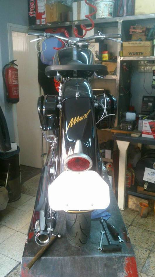 Foto 71 de Motos en Vilassar de Dalt | Fx Motos