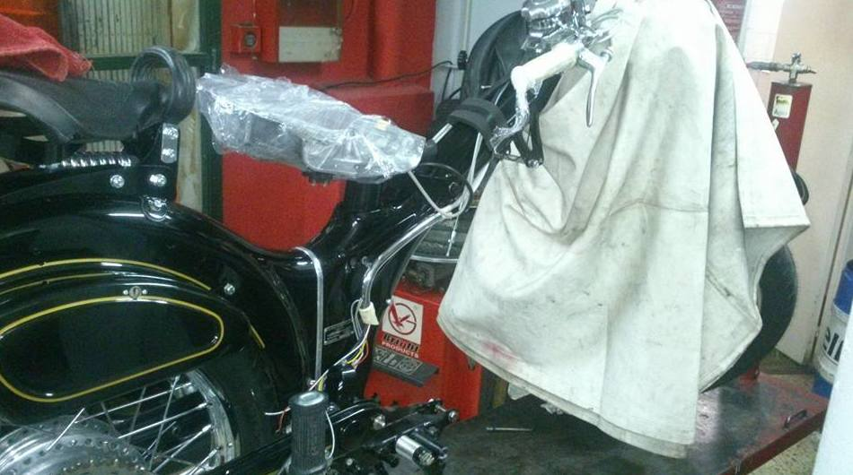 Foto 86 de Motos en Vilassar de Dalt | Fx Motos