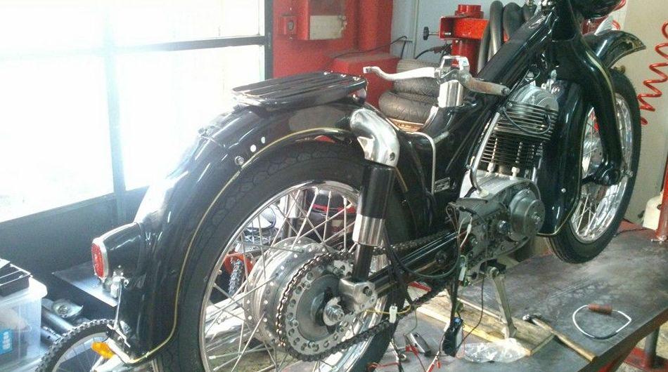 Foto 46 de Motos en Vilassar de Dalt | Fx Motos