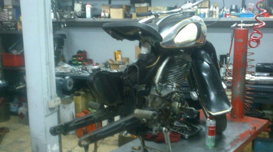 Foto 58 de Motos en Vilassar de Dalt | Fx Motos