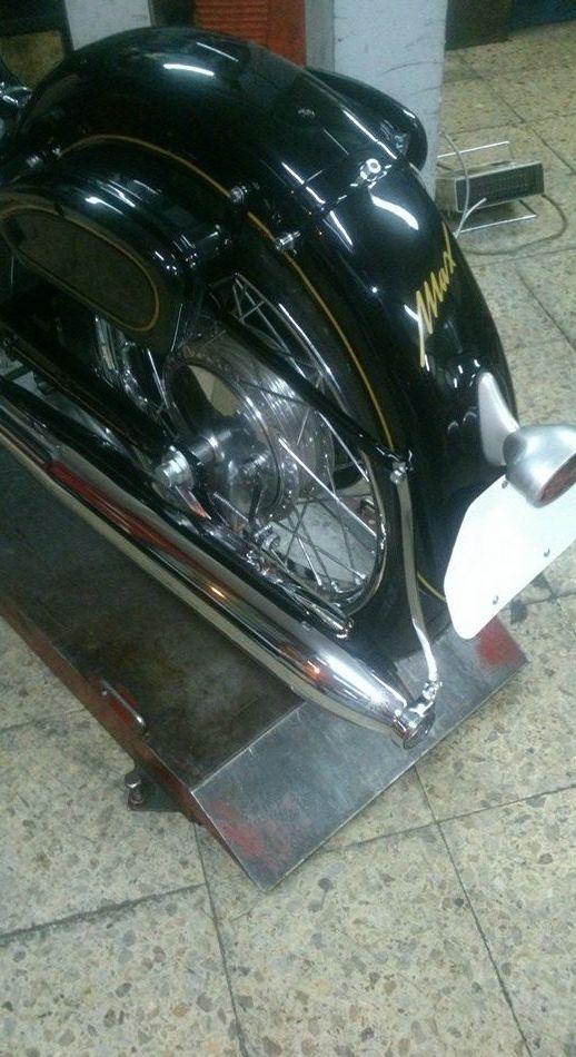 Foto 68 de Motos en Vilassar de Dalt | Fx Motos