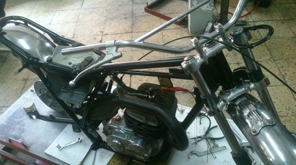 Foto 34 de Motos en Vilassar de Dalt | Fx Motos