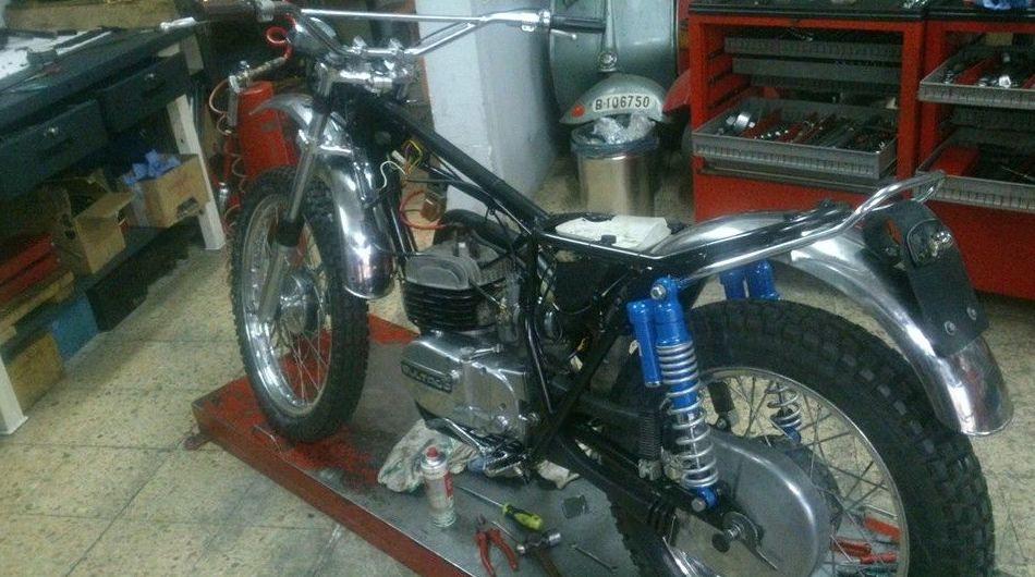 Foto 31 de Motos en Vilassar de Dalt | Fx Motos