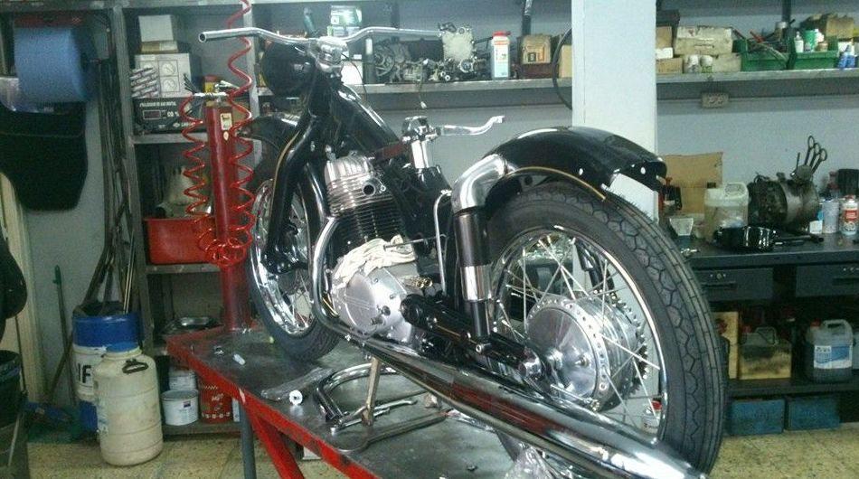 Foto 44 de Motos en Vilassar de Dalt | Fx Motos