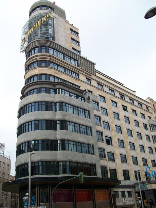 Rehabilitación de fachadas: Servicios de Imfatesa