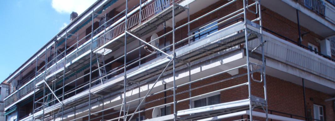 Rehabilitación de edificios: Servicios de Imfatesa