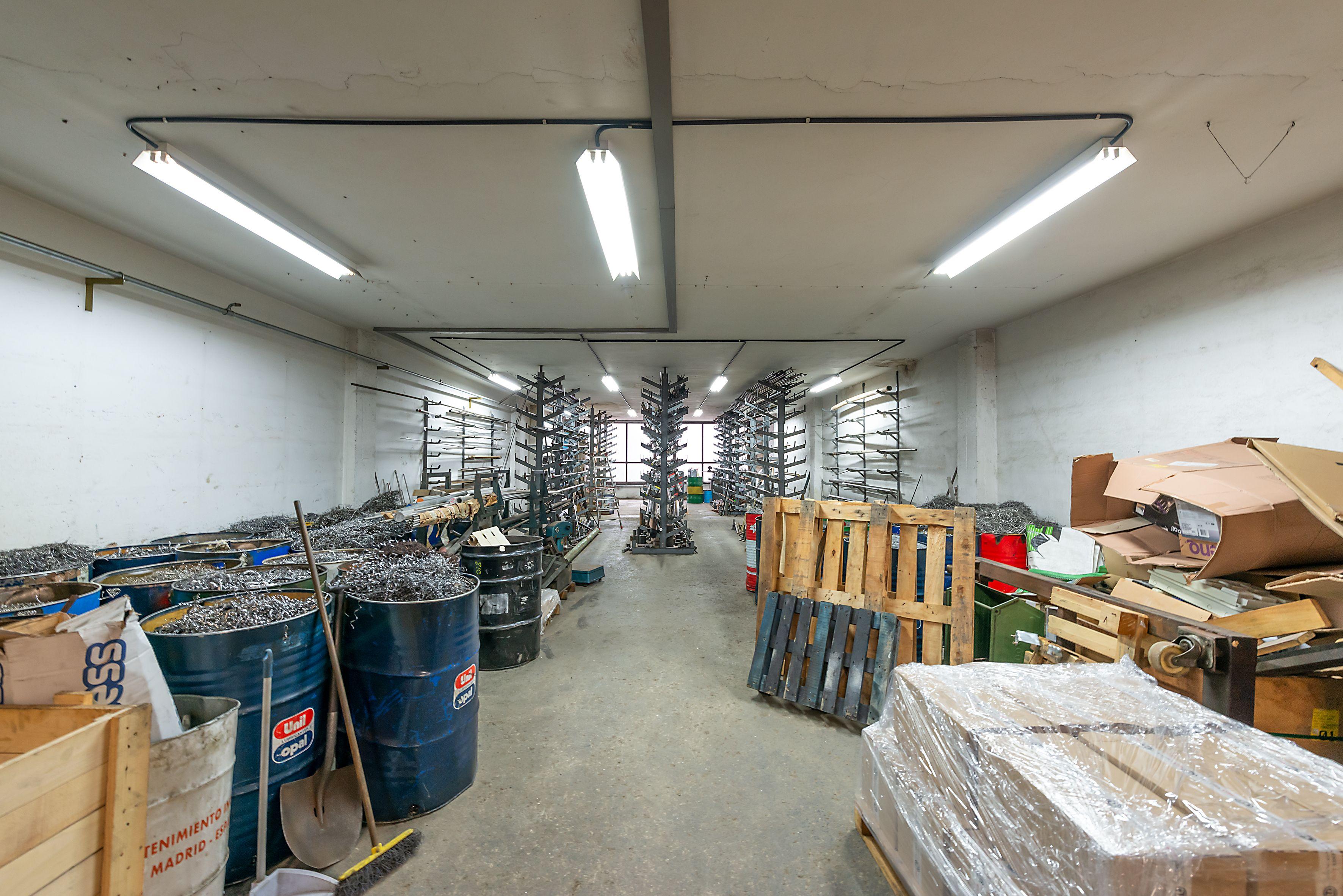 Otra vista del almacén