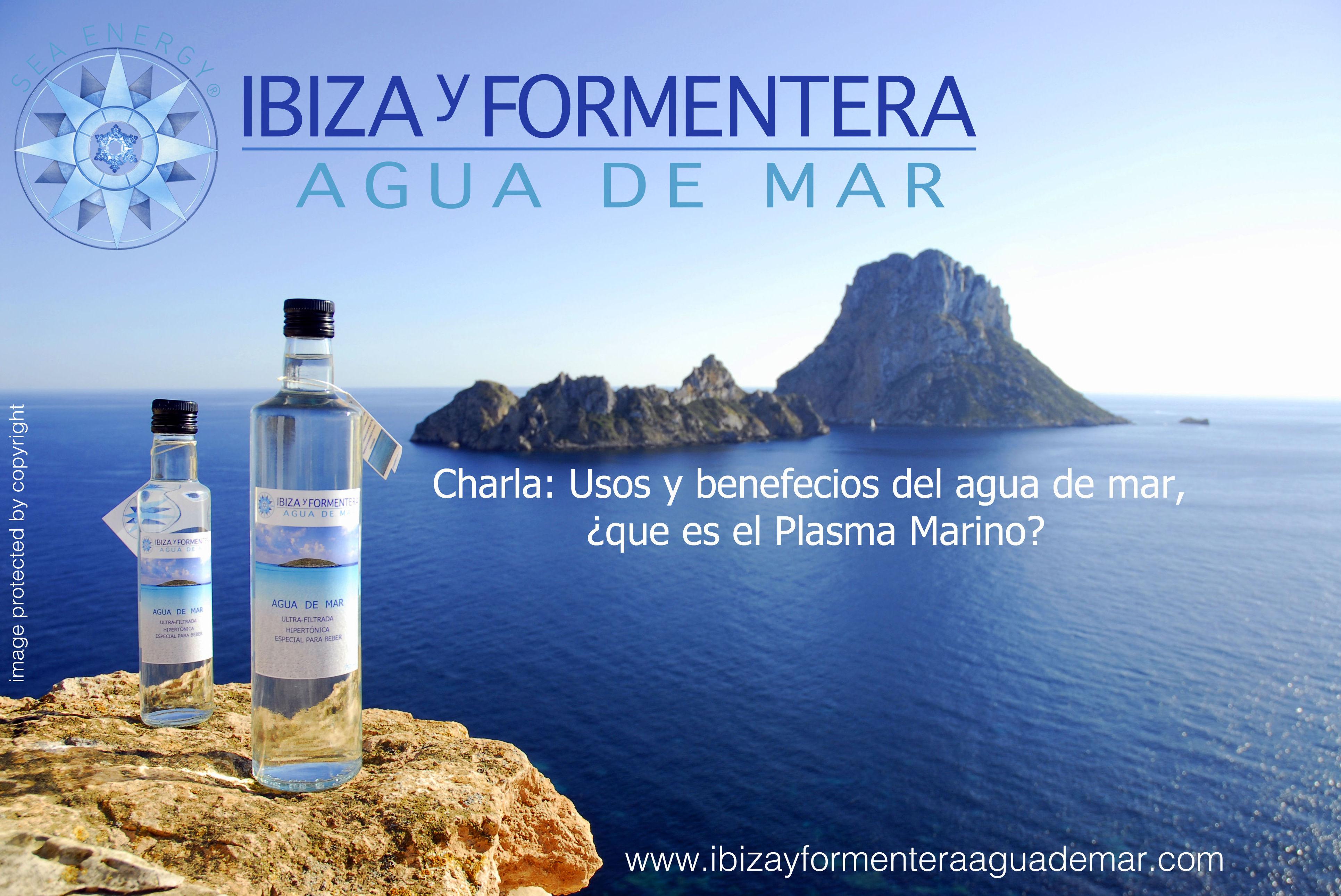 agua de mar - plasma marino