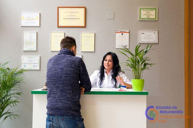 Consulta de naturopatía en Gijón