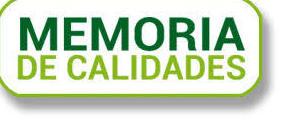 Memoria de calidades: Apartamentos La Senia de Apartamentos La Senia