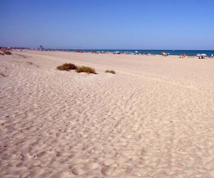 Playa de la Almardá, Valencia