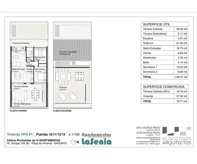 Venta de 15 apartamentos en Sagunto, Valencia