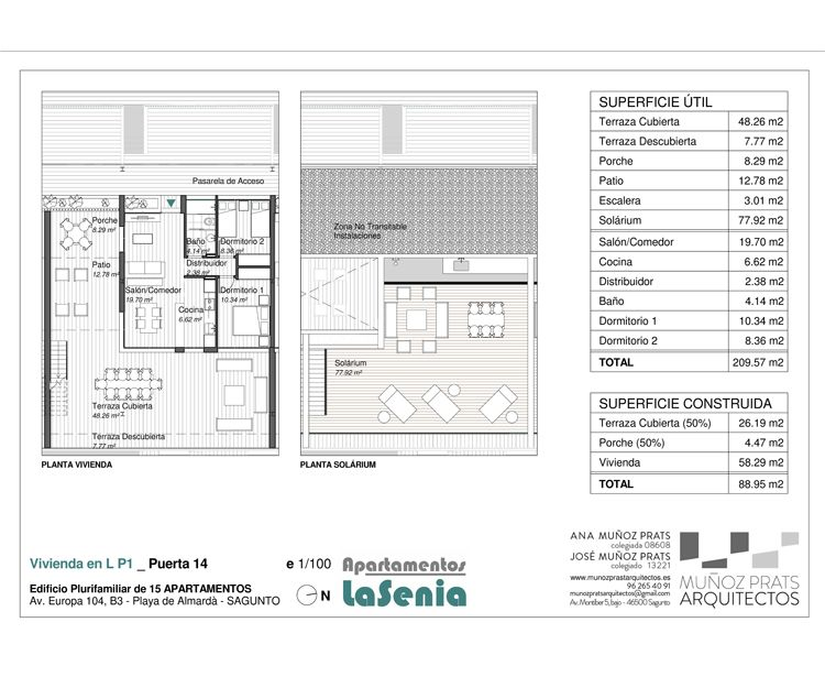 Venta de apartamentos en Sagunto, Valencia