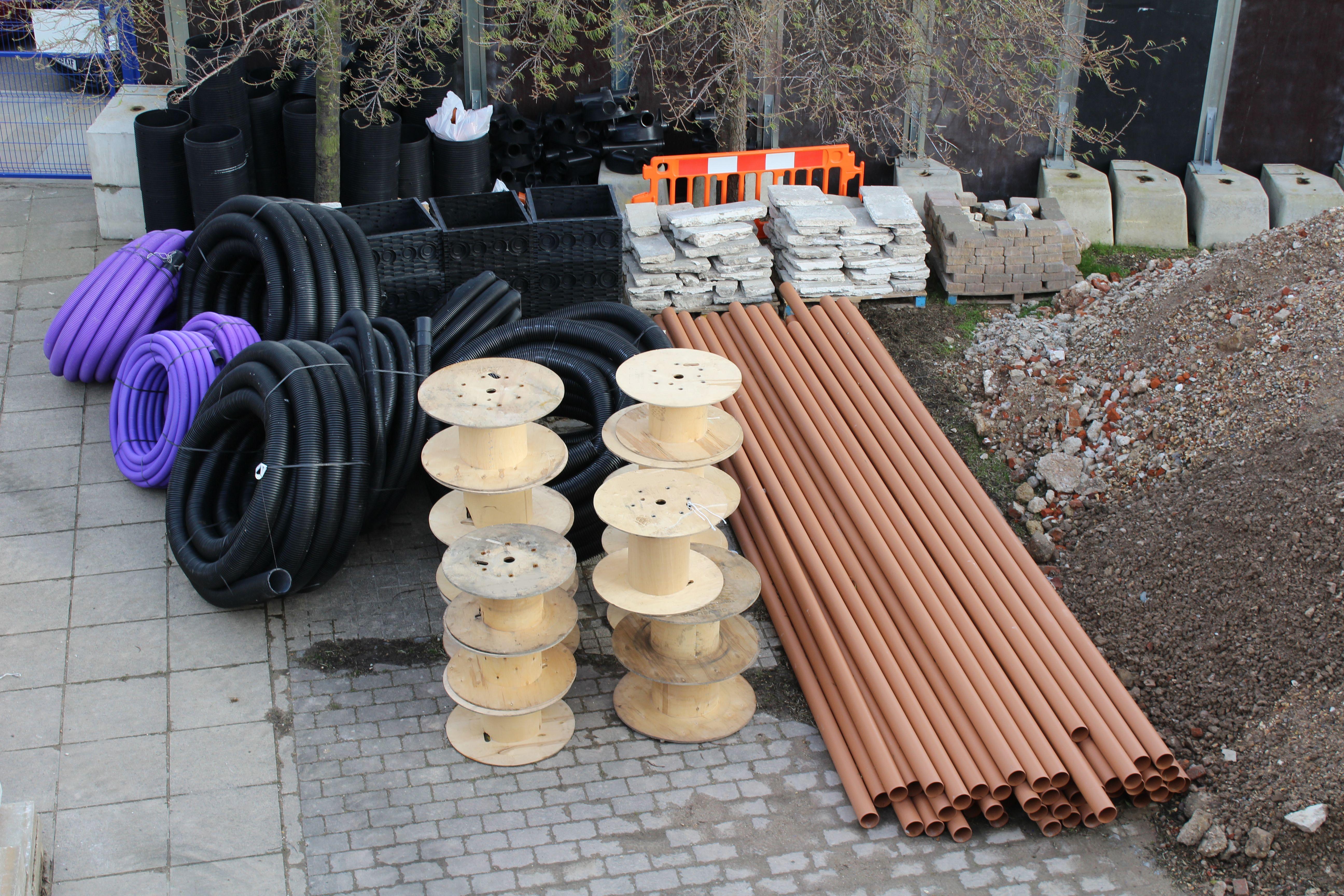 Construcción: Servicios de Construcciones Cruznaga