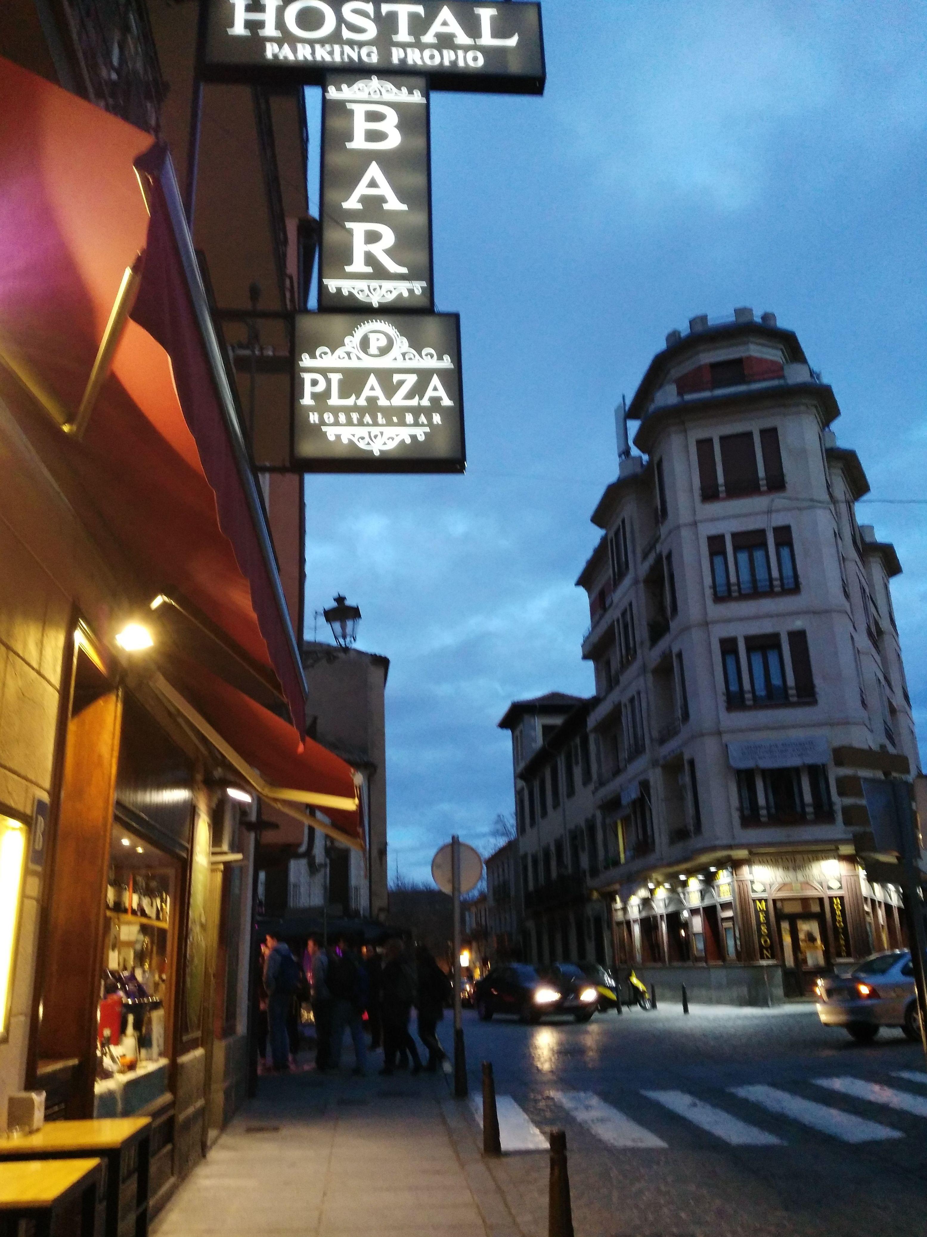 Hostal en Segovia