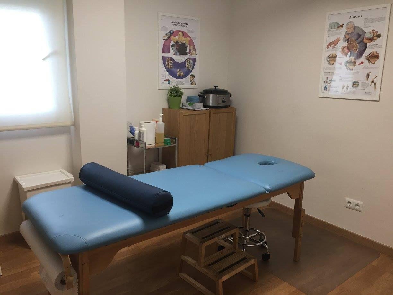 Centro de fisioterapia Málaga