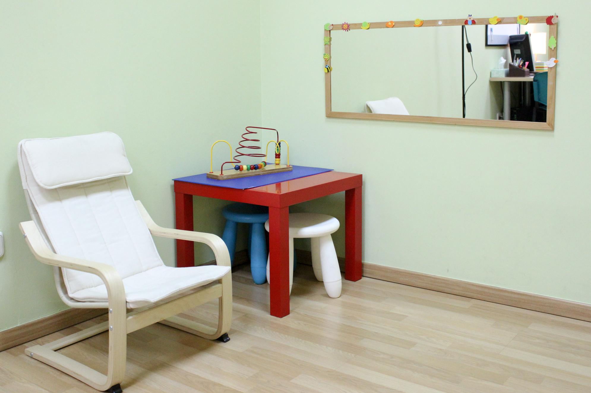 Psicólogo infantil Parla