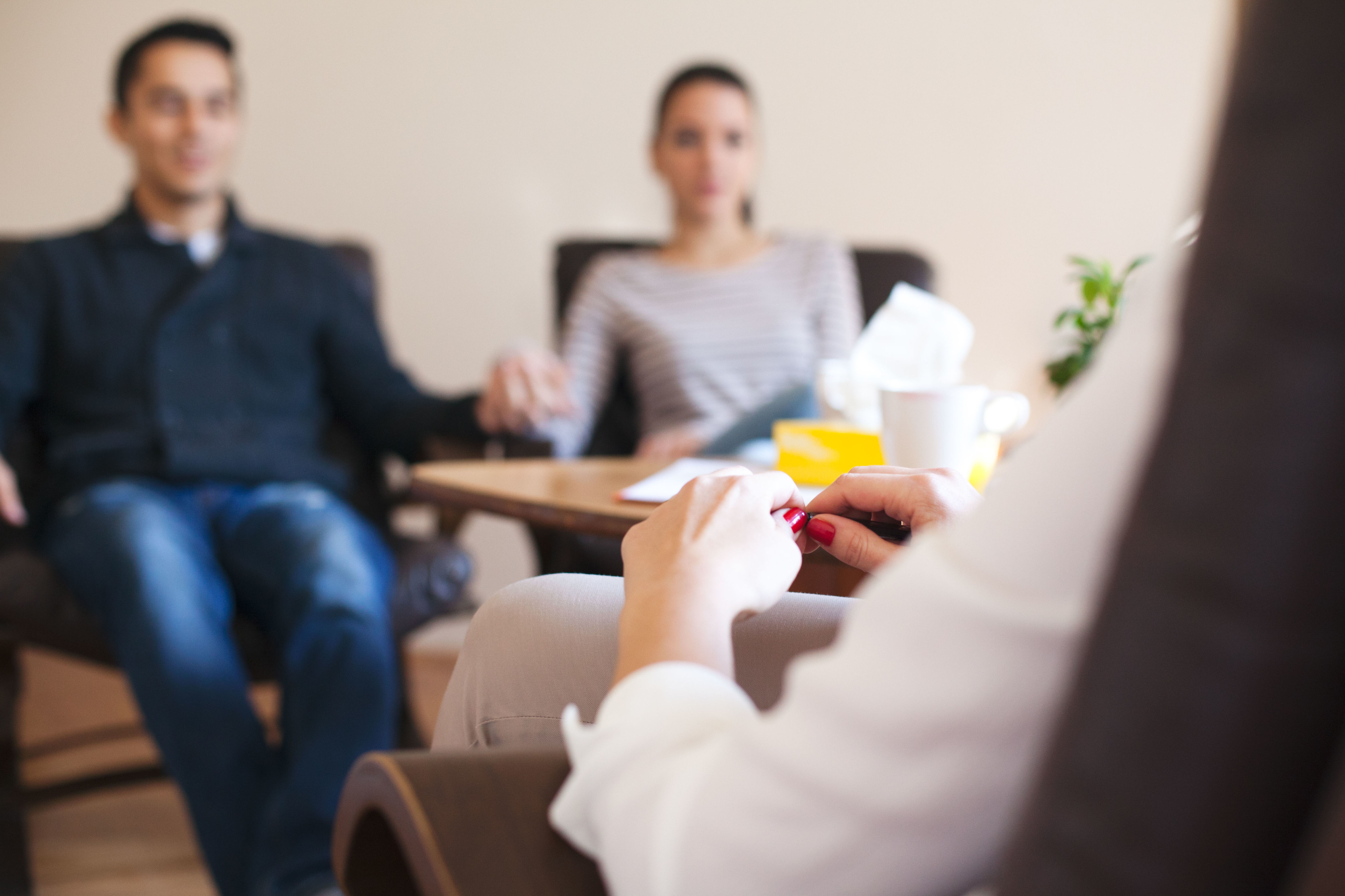 Terapias con adultos y adolescentes