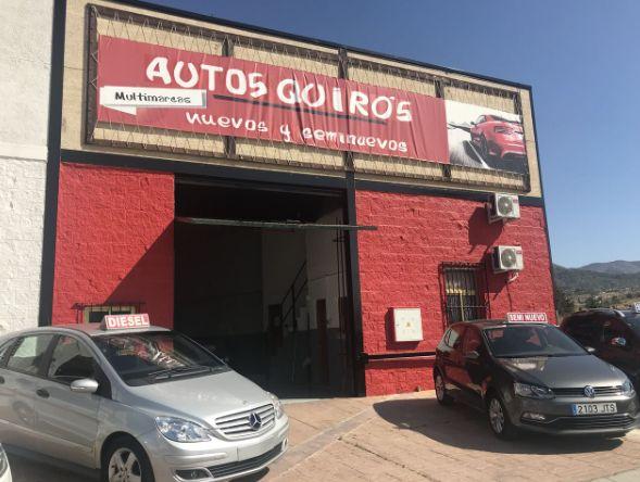 Taller mecánico multimarca en Churriana