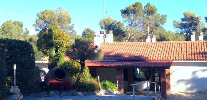Residencia geriátrica en Matadepera