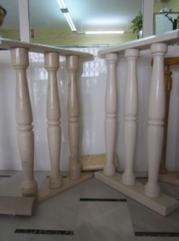 Balaustrada  : Productos  de Marbres Ibars