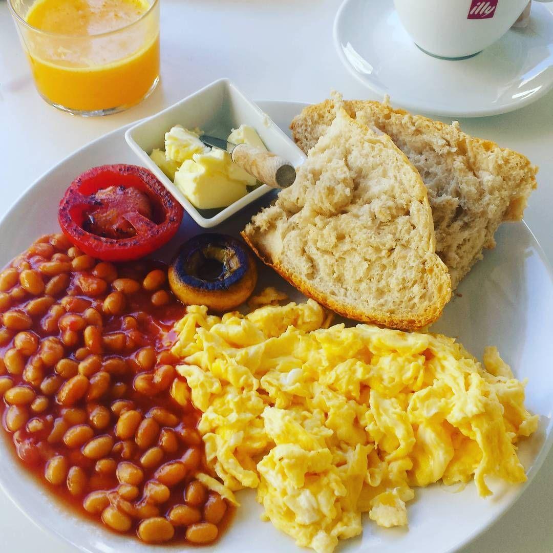 Desayunos inglés
