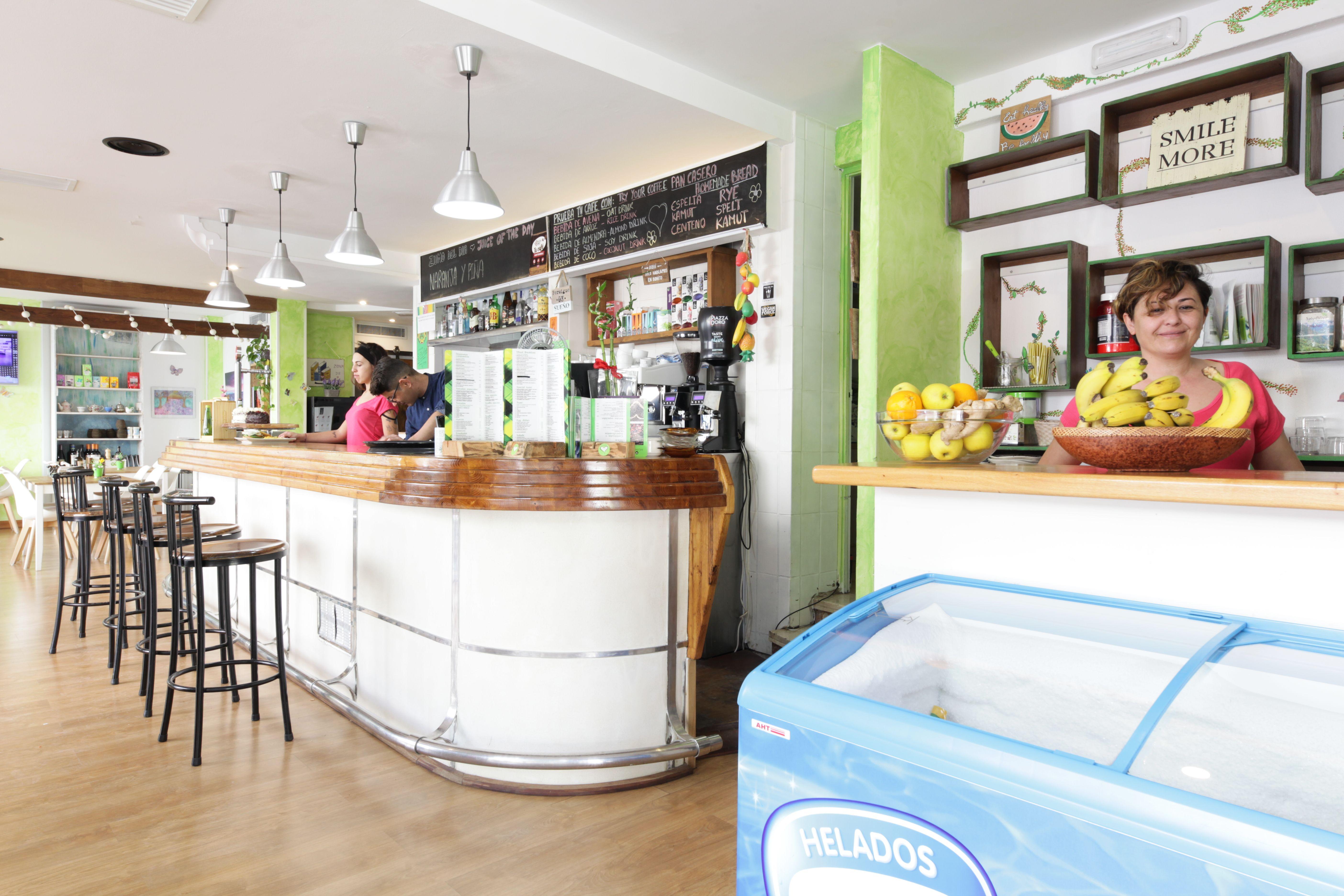 Cocina saludable en Ibiza Hunza
