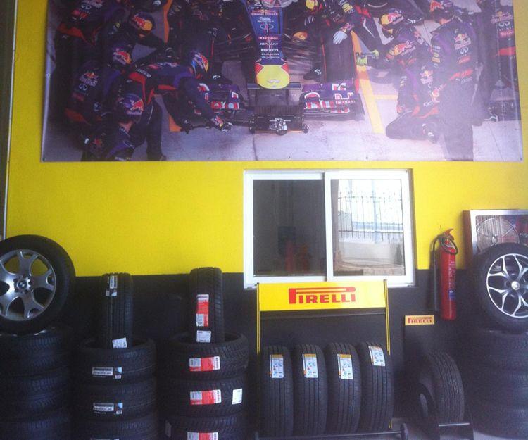 Neumáticos de ocasión en Catarroja