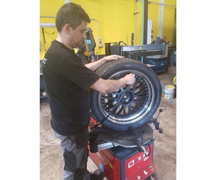 Venta de neumáticos en Catarroja