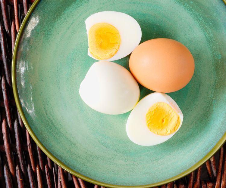 Venta de huevos cocidos en Lanzarote