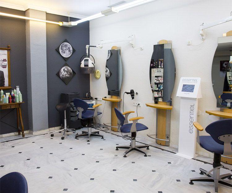 Salón de peluquería en Fuengirola