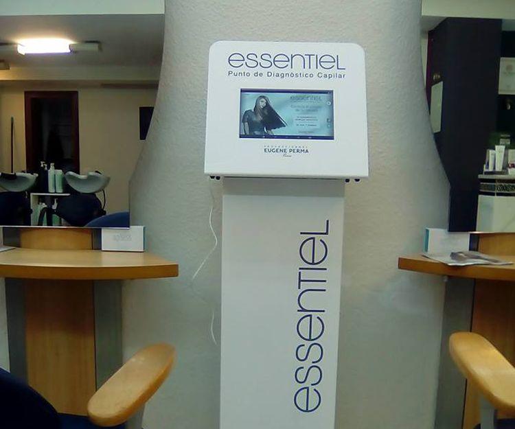 Máquina de diagnóstico capilar en Fuengirola