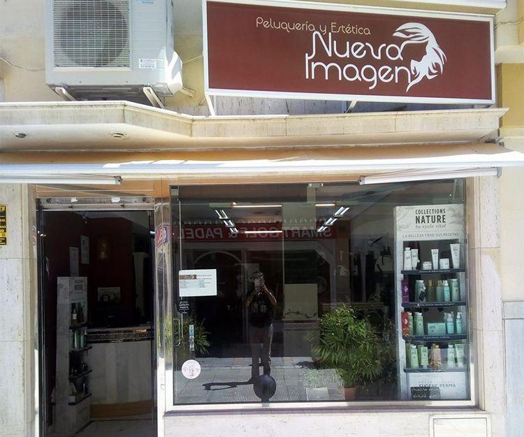 Centro capilar unisex en Fuengirola