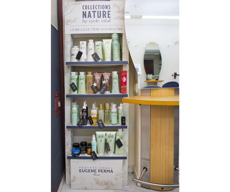 Amplia gama de productos naturales de peluquería en Fuengirola
