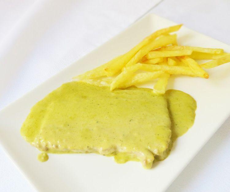 Menú diario en Barbate