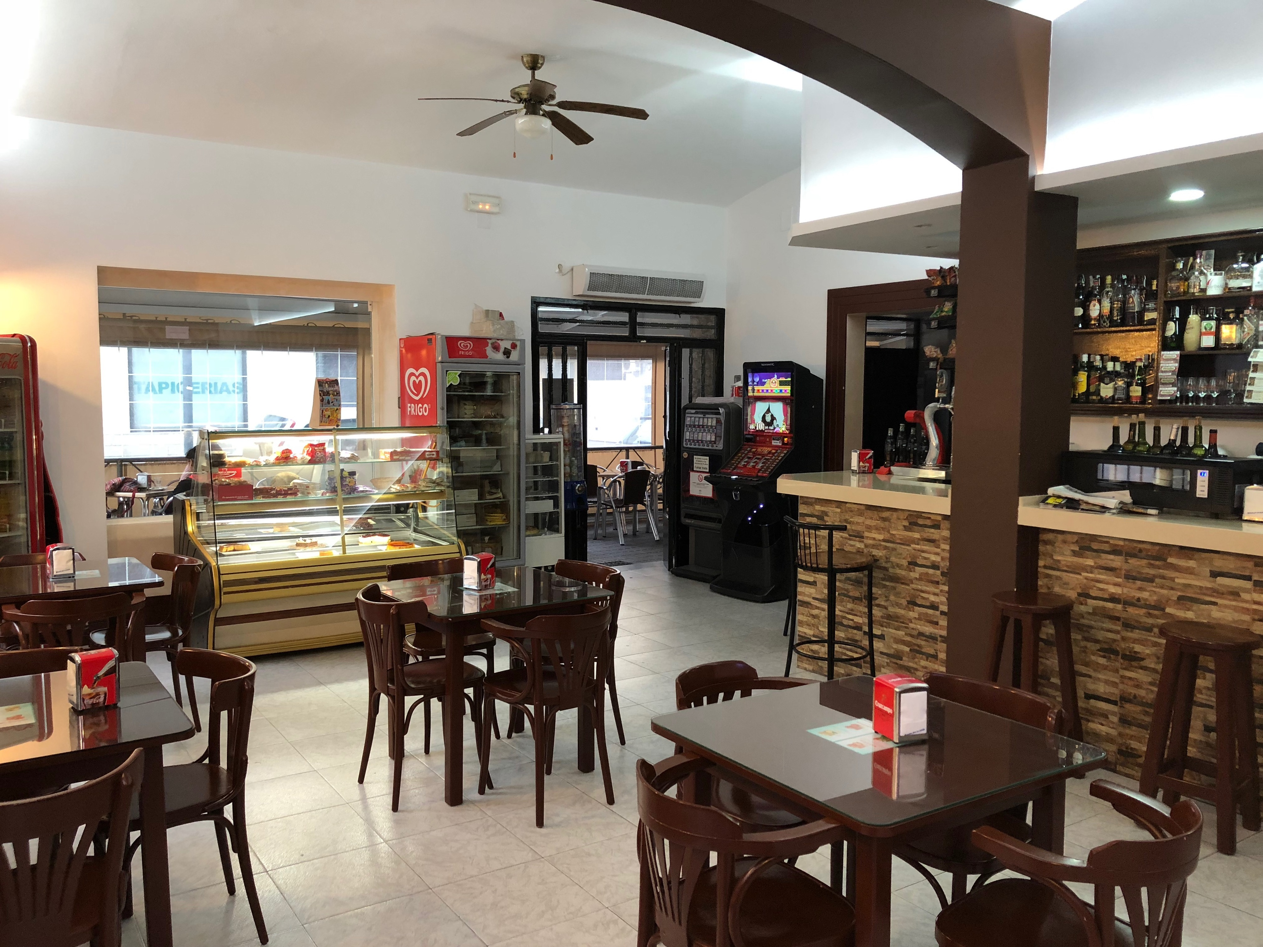 Menús: Carta de Tapería Cafetería Hostal Barbate