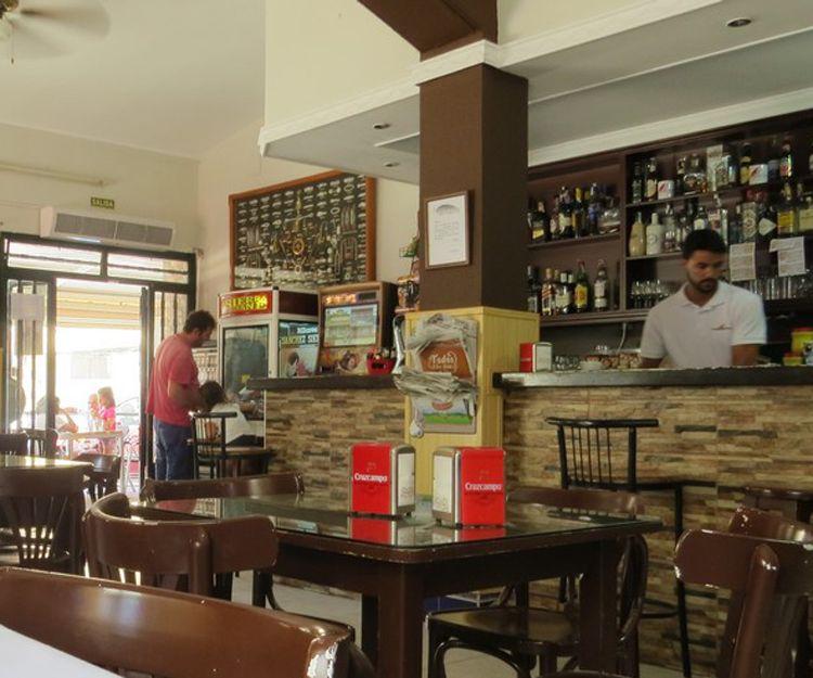 Cafetería en Barbate