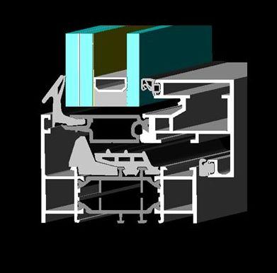 FS7M-S Alto Aislamiento Acústico: Sistemas de Ekonal