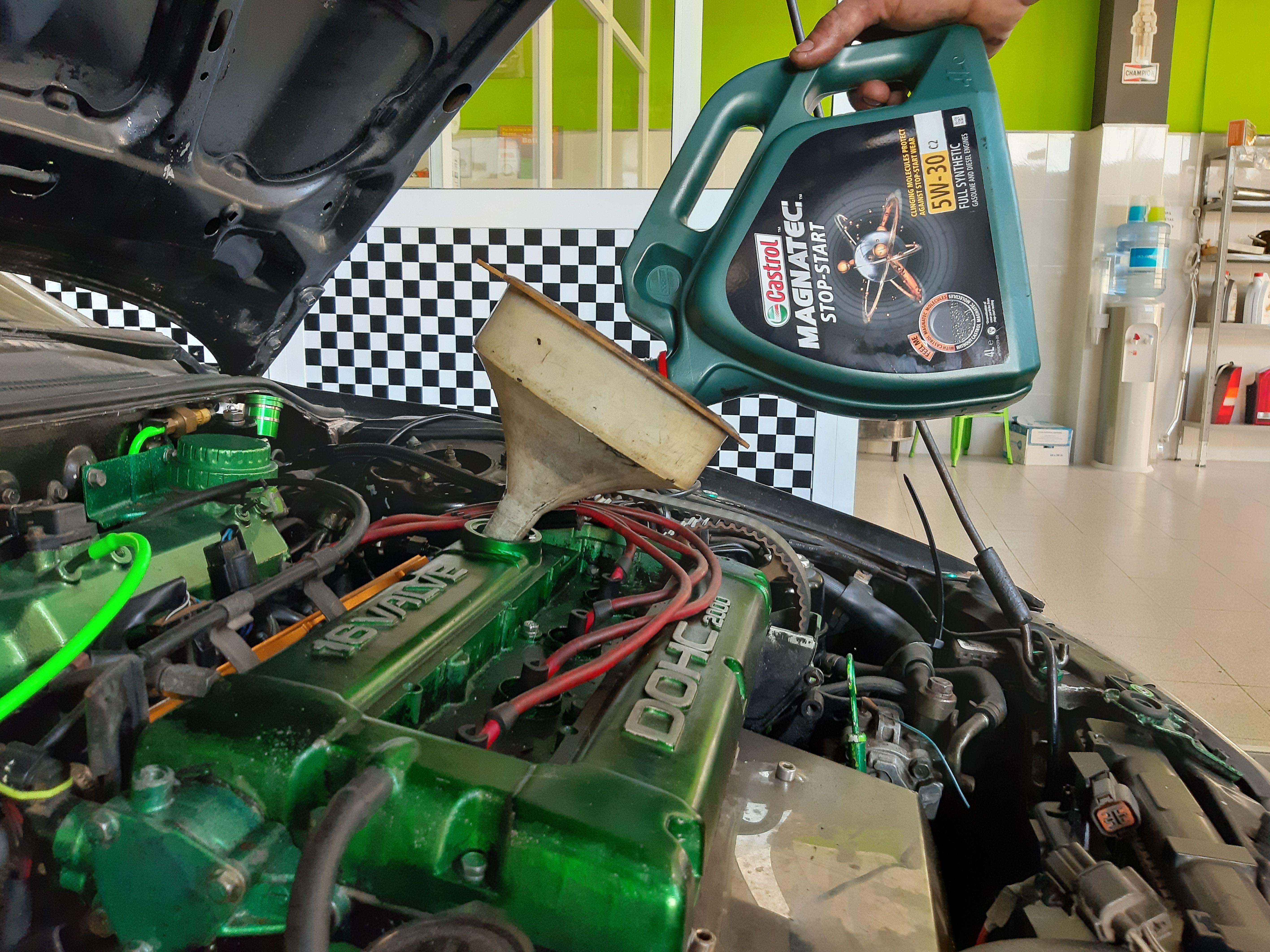 Car repair workshop in Pedreguer
