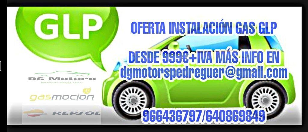Special offers: Services de DG Motors Pedreguer