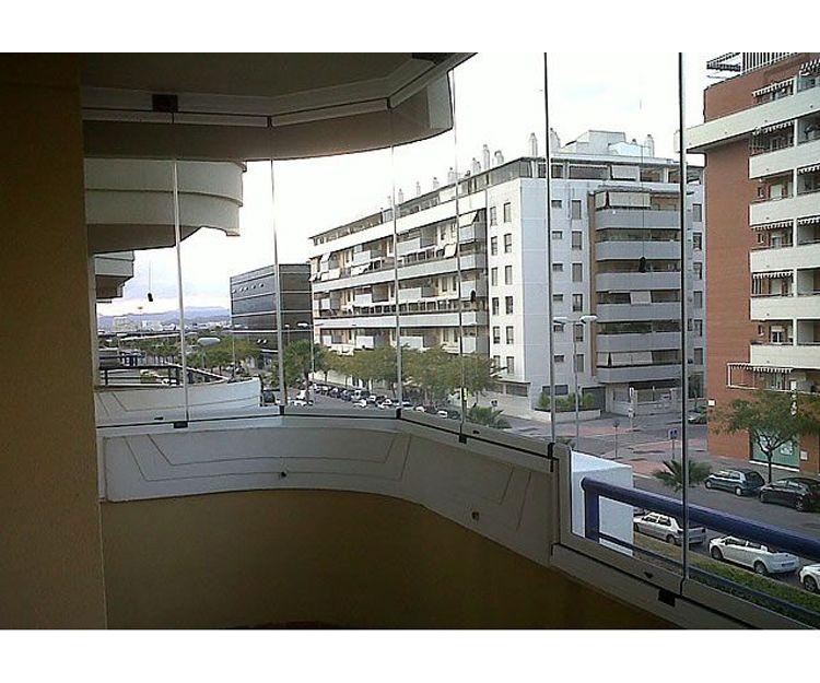 Cerramientos para aislar del ruido en Málaga