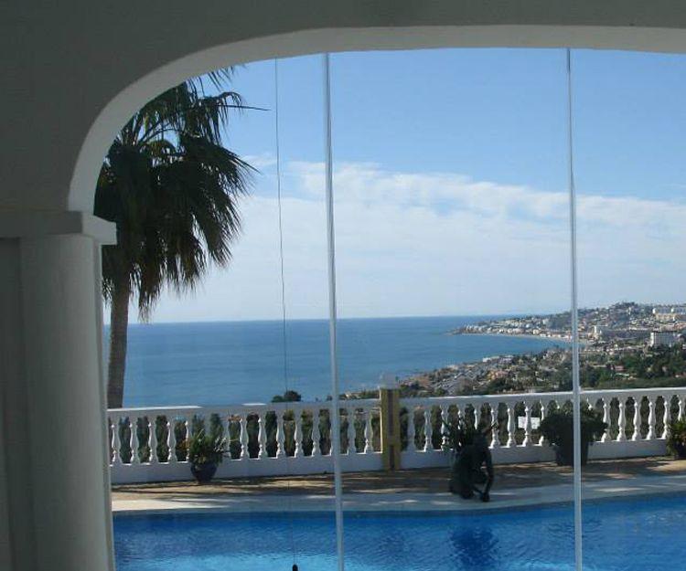 Cerramientos cómodos para instalar en Málaga