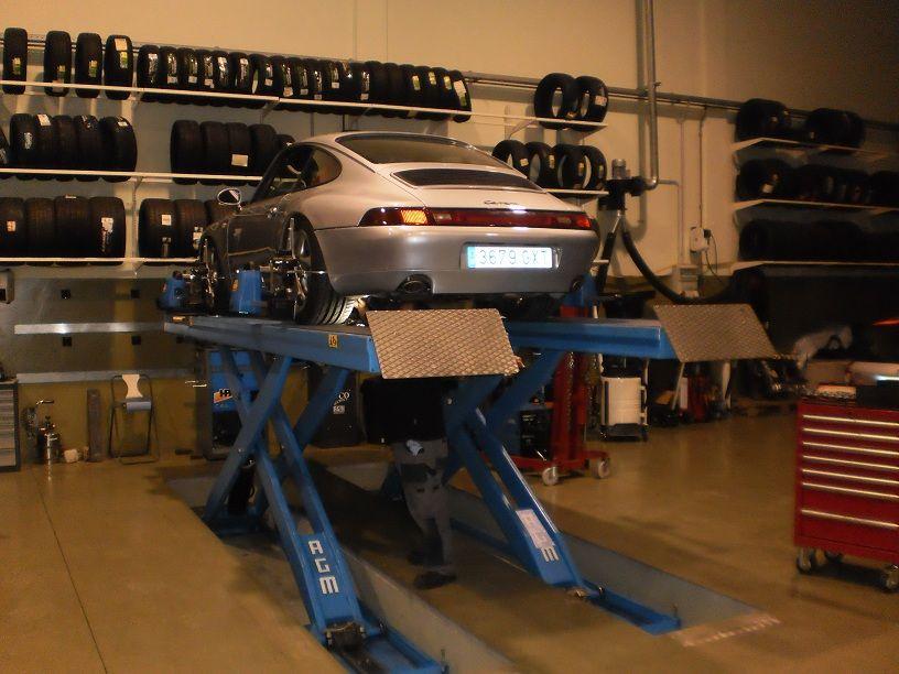 Reparación de clásicos y vehículos actuales en Tarragona