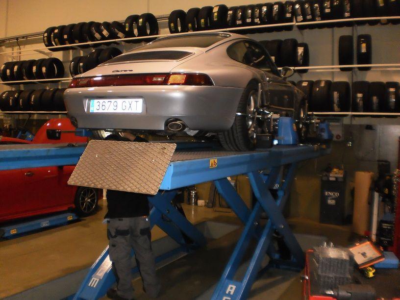 Revisión y mantenimiento de vehículos en Tarragona