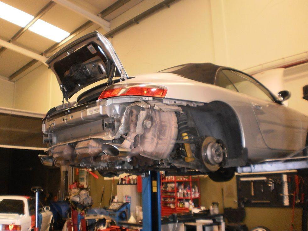 Taller de coches de alta gama en Tarragona