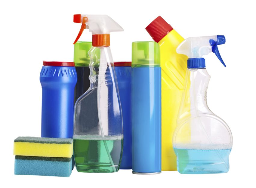 Envases de plástico para productos químicos en Toledo