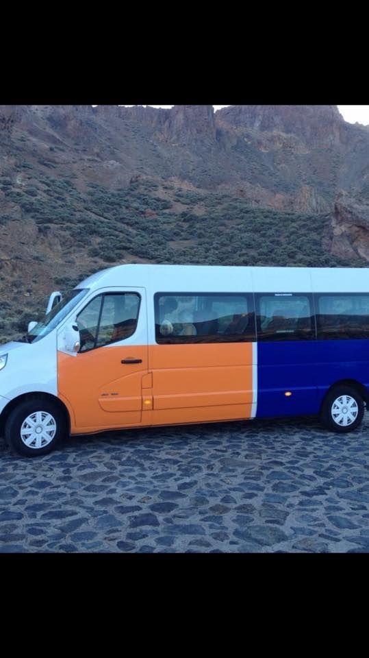 Foto 11 de Autocares en  | Arico Burs Tours